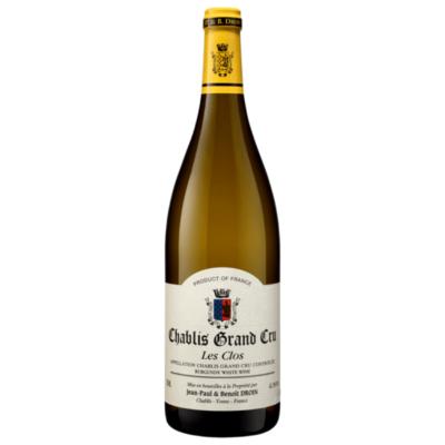 Jean-Paul & Benoit Droin Chablis Grand Cru Les Clos 2015