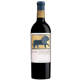 Hess Lion Tamer Red Blend 2016