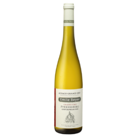 Emile Beyer Gewurztraminer Grand Cru Pfersigberg Vendages Tardives 2007