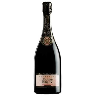Duval Leroy Rose Prestige Premier Cru 375 ml