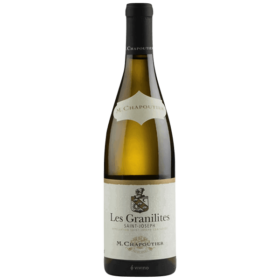 Chapoutier Saint-Joseph Les Granilites white 2018