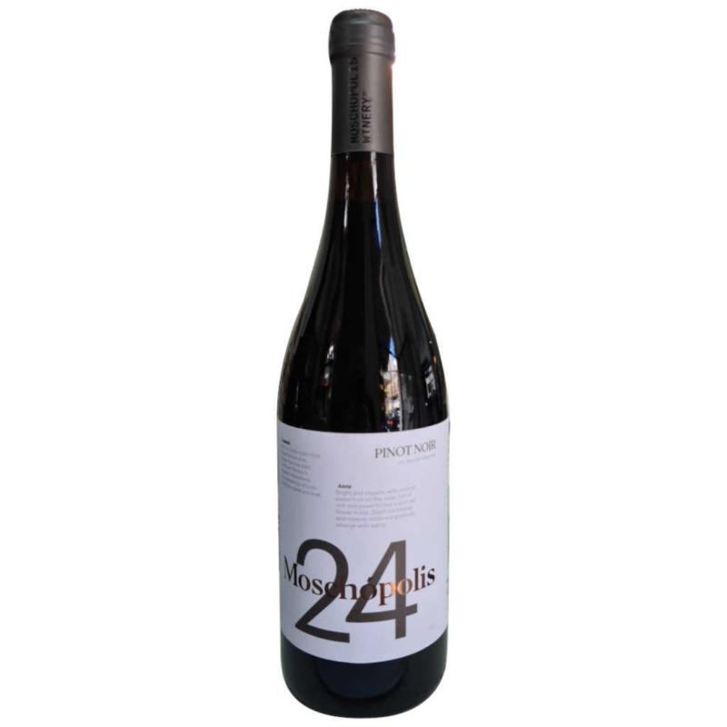 Moschopolis 24 Pinot Noir 2017